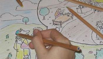 Kreatives mit dem Bibelbild